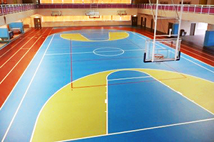 Sports Competition Floors